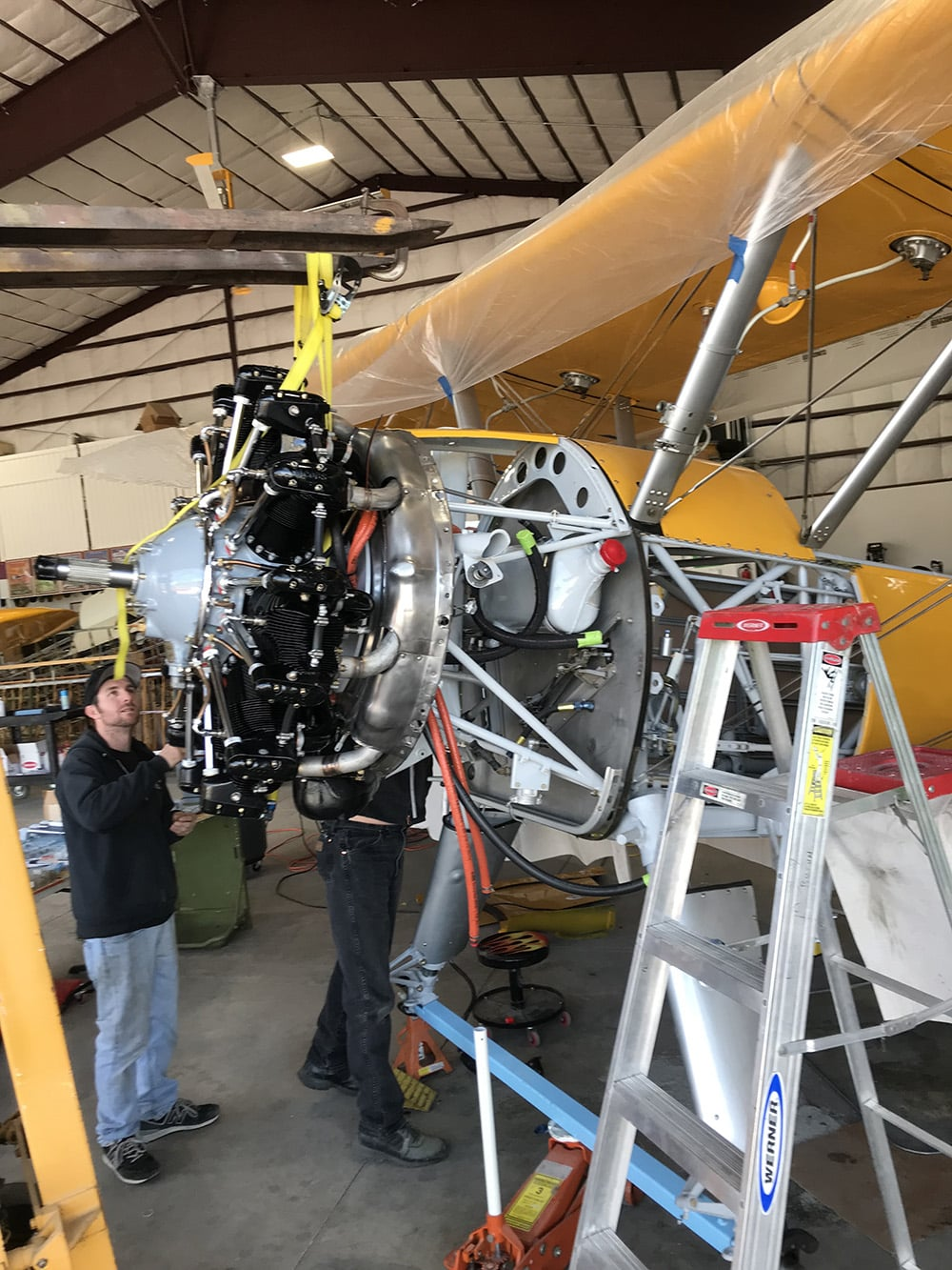 Restoration | Ageless Aviation Dreams